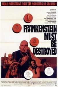 Caratula, cartel, poster o portada de El cerebro de Frankenstein