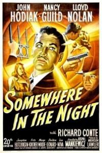 Caratula, cartel, poster o portada de Solo en la noche