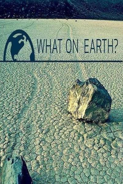 Caratula, cartel, poster o portada de Curiosidades de la Tierra