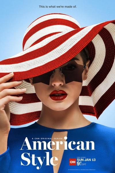 Caratula, cartel, poster o portada de American Style