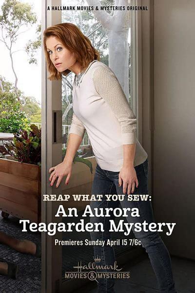 Caratula, cartel, poster o portada de Un misterio para Aurora Teagarden: Un diseño mortal