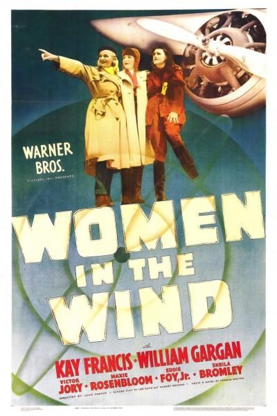 Caratula, cartel, poster o portada de Women in the Wind