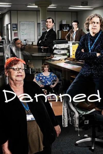 Caratula, cartel, poster o portada de Damned