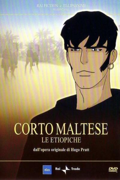 Caratula, cartel, poster o portada de Corto Maltese: Le etiopiche