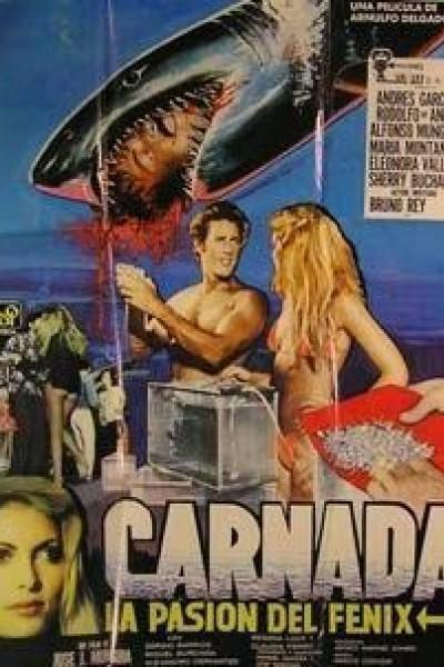 Caratula, cartel, poster o portada de Carnada - La pasión del fénix
