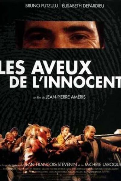 Caratula, cartel, poster o portada de Les aveux de l\'innocent