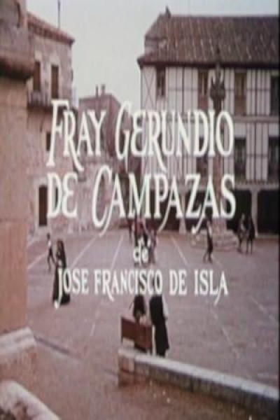 Caratula, cartel, poster o portada de Fray Gerundio de Campazas