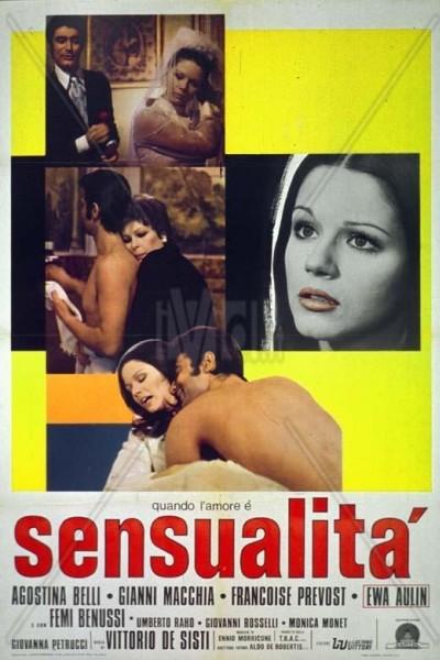 Caratula, cartel, poster o portada de Cuando el amor es sólo sexo