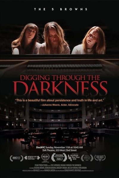 Caratula, cartel, poster o portada de The 5 Browns: Digging Through the Darkness