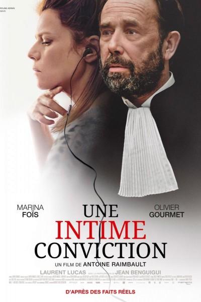 Caratula, cartel, poster o portada de Une intime conviction