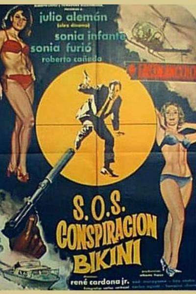 Caratula, cartel, poster o portada de SOS Conspiración Bikini