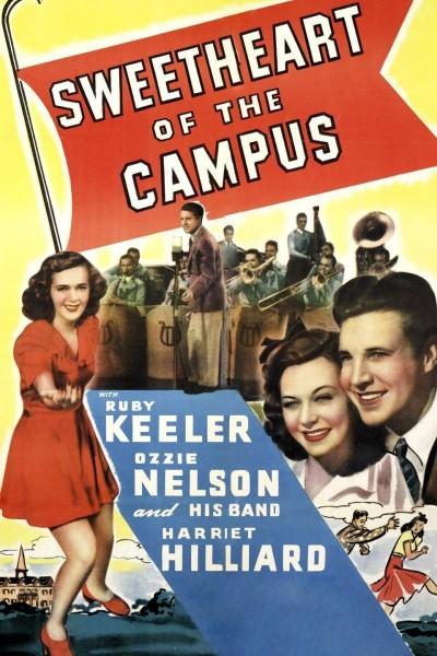 Caratula, cartel, poster o portada de Sweetheart of the Campus