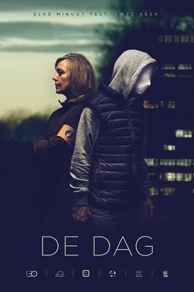 Caratula, cartel, poster o portada de De Dag (24 Hours - Two Sides of Crime)
