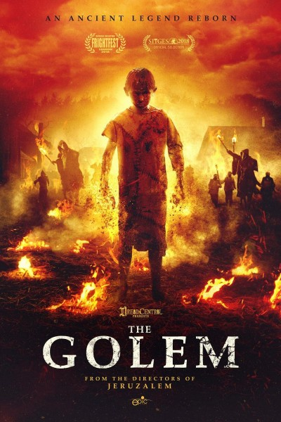 Caratula, cartel, poster o portada de The Golem