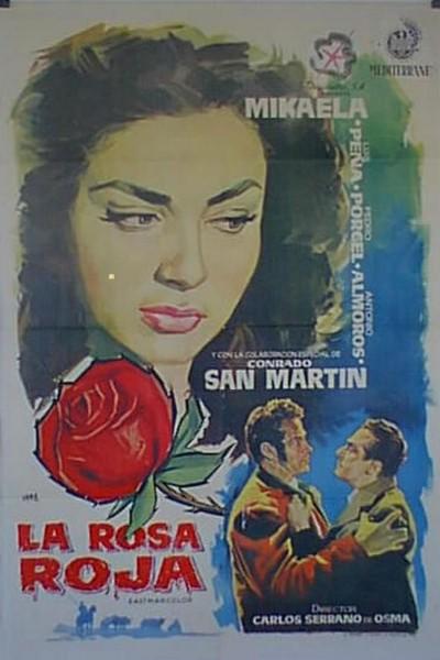 Caratula, cartel, poster o portada de La rosa roja