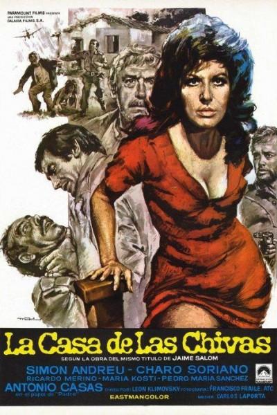 Caratula, cartel, poster o portada de La casa de las Chivas
