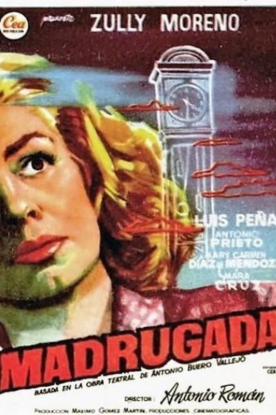 Caratula, cartel, poster o portada de Madrugada