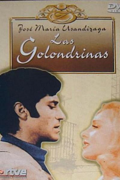Caratula, cartel, poster o portada de Las golondrinas