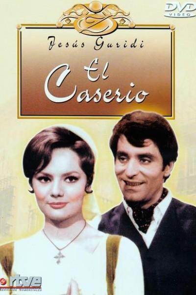 Caratula, cartel, poster o portada de El caserío