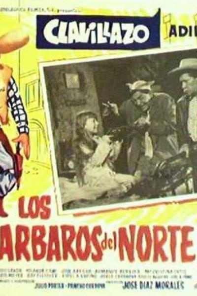 Caratula, cartel, poster o portada de Los bárbaros del norte