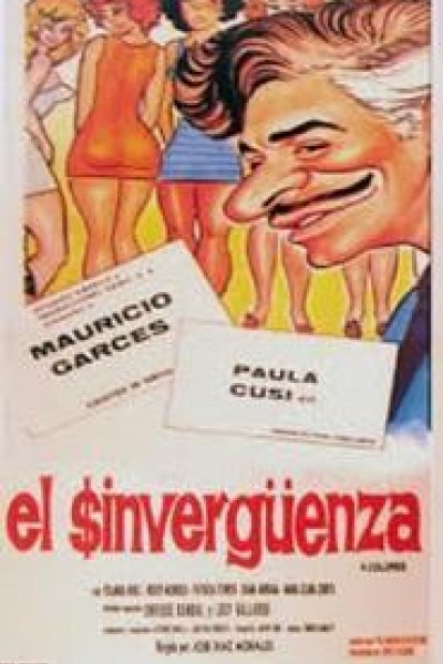 Caratula, cartel, poster o portada de El sinvergüenza