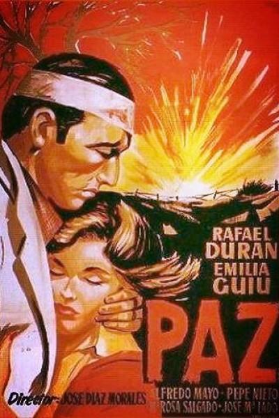 Caratula, cartel, poster o portada de Paz
