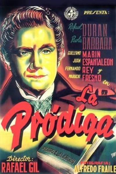 Caratula, cartel, poster o portada de La pródiga