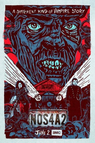 Caratula, cartel, poster o portada de NOS4A2
