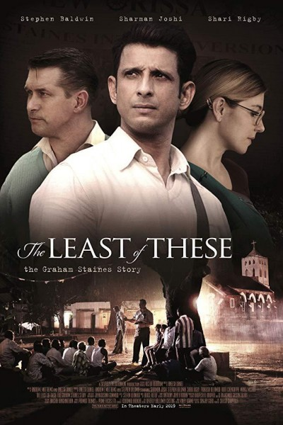 Caratula, cartel, poster o portada de The Least of These: The Graham Staines Story