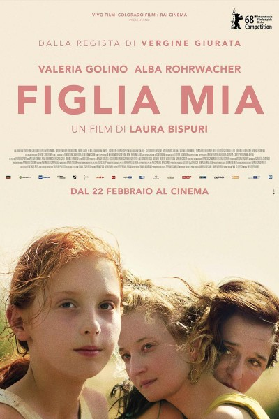Caratula, cartel, poster o portada de Figlia mia