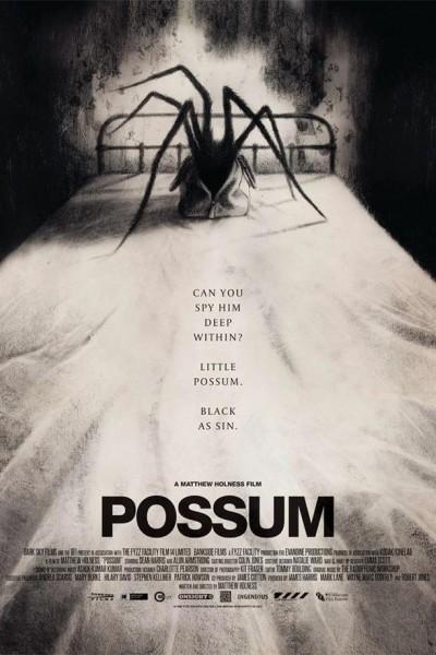 Caratula, cartel, poster o portada de Possum