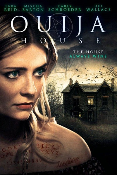 Caratula, cartel, poster o portada de Ouija House
