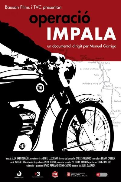 Caratula, cartel, poster o portada de Operación Impala