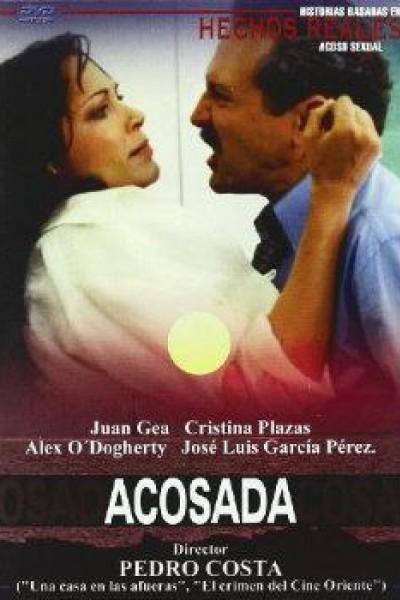 Caratula, cartel, poster o portada de Acosada