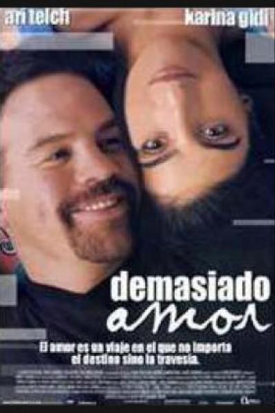 Caratula, cartel, poster o portada de Demasiado amor