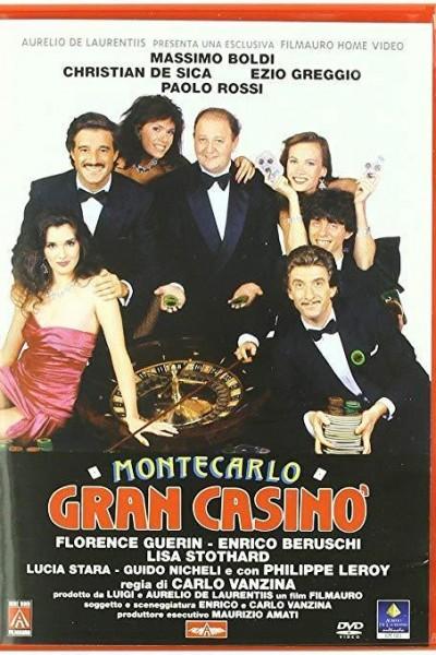 Caratula, cartel, poster o portada de Montecarlo Gran Casinò