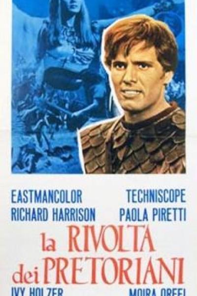Caratula, cartel, poster o portada de La rivolta dei pretoriani