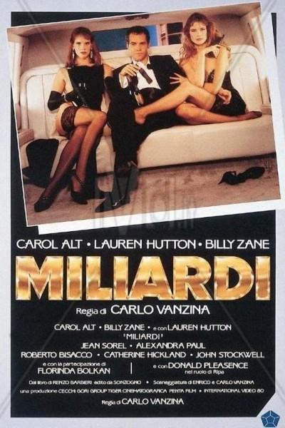 Caratula, cartel, poster o portada de Miliardi