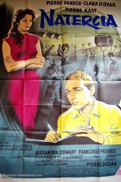 Caratula, cartel, poster o portada de Merci Natercia!