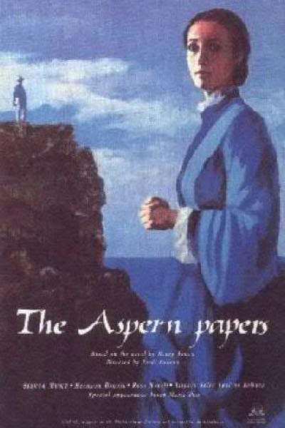 Caratula, cartel, poster o portada de Los papeles de Aspern