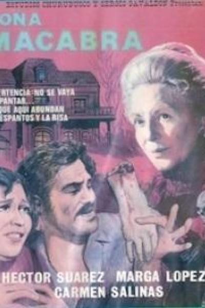 Caratula, cartel, poster o portada de Doña Macabra