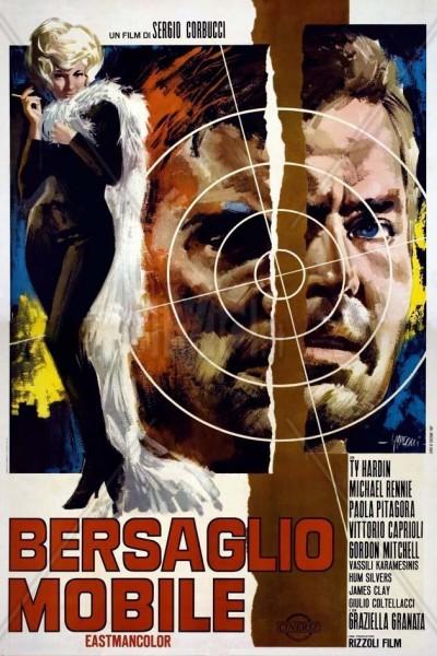 Caratula, cartel, poster o portada de Bersaglio mobile