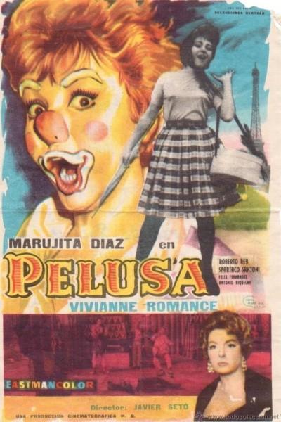 Caratula, cartel, poster o portada de Pelusa