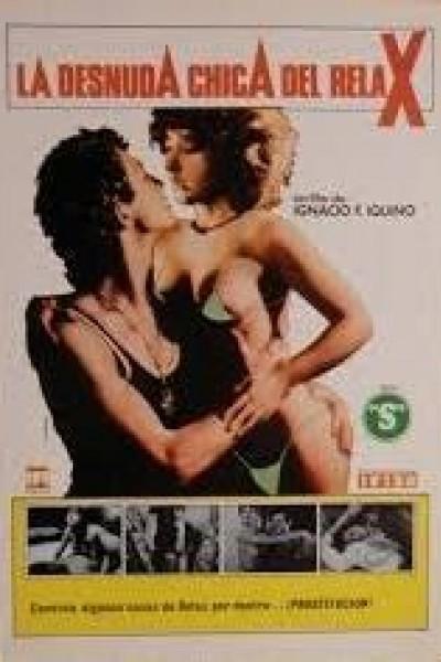 Caratula, cartel, poster o portada de La desnuda chica del relax