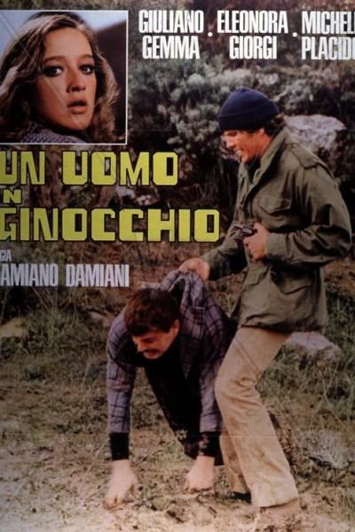 Caratula, cartel, poster o portada de Un uomo in ginocchio