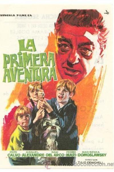 Caratula, cartel, poster o portada de La primera aventura