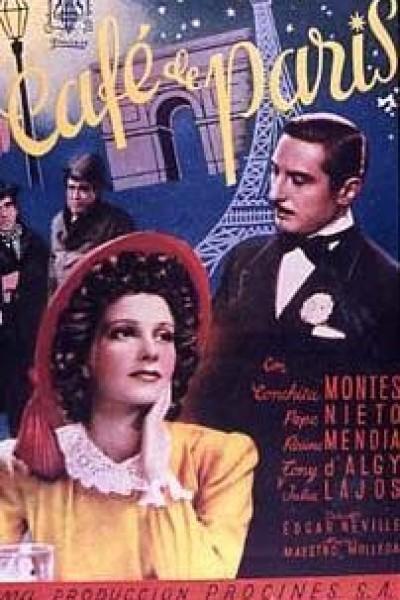 Caratula, cartel, poster o portada de Café de París
