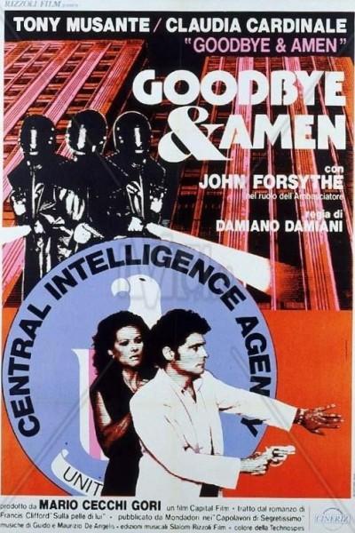 Caratula, cartel, poster o portada de Agente doble