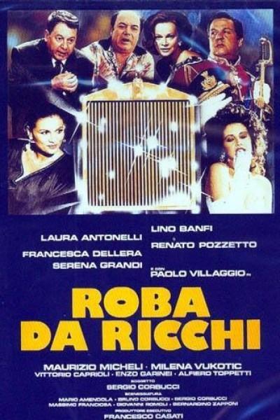 Caratula, cartel, poster o portada de Roba da ricchi
