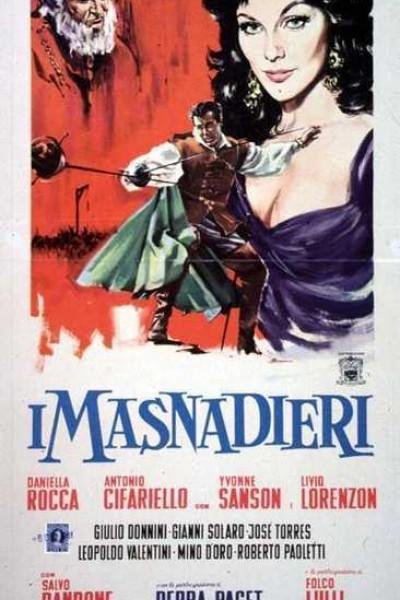 Caratula, cartel, poster o portada de I masnadieri